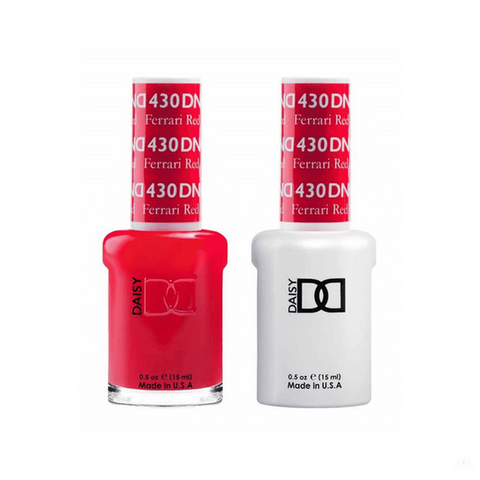 DND Gel Polish Duo Gel - 430 Ferrari Red
