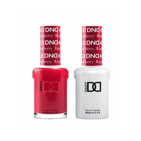 DND Gel Polish Duo Gel - 431 Raspberry
