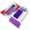 5Pcs Disposable Nail Pedicure Set Kit With Toe Separator