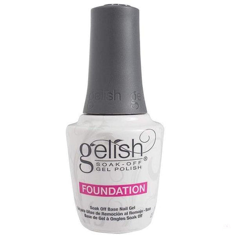 Gelish Gel Base & Topcoat Base coat Harmony Gelish Soak-Off  Top coat Base Coat 0.5oz/15ml