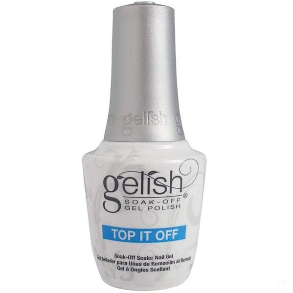 Harmony Gelish Soak-Off  Top coat 0.5oz/15ml