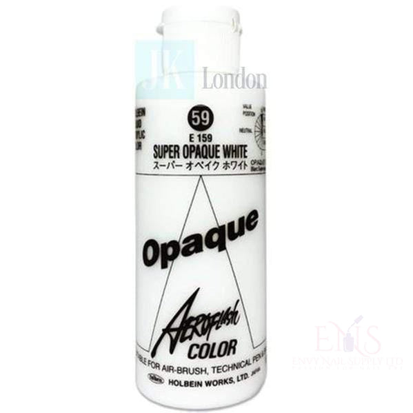 Holbein - Aeroflash Color - Super Opaque White 100ml