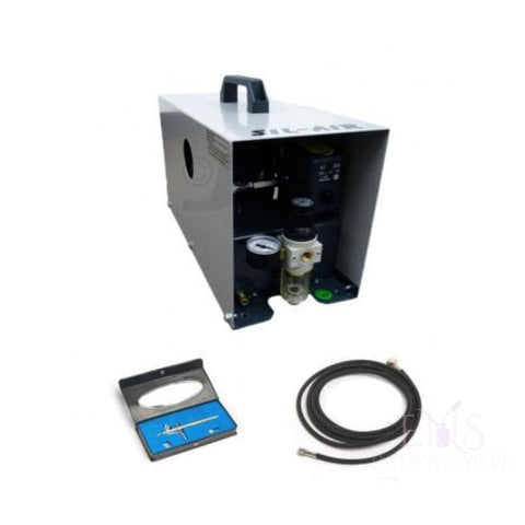 JK Airbrush System Air Compressor Set Airbrush Kit