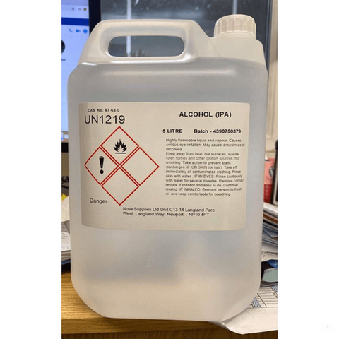 JK Alcohol (gal) Isopropyl Alcohol High grade 90%