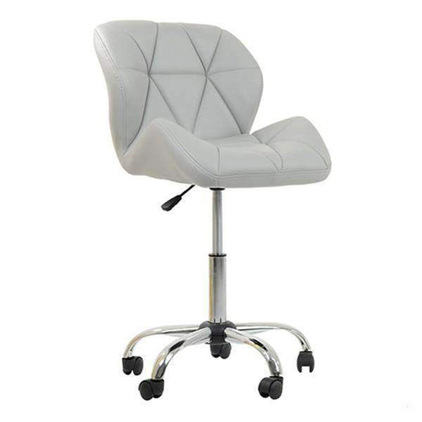 Salon hairdressing chairs beauty stool with backrest