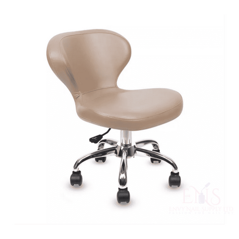 Lexor Client Chairs Acorn Manicurist Chairs Salon Chair Nail Technician Chairs Beauty Stools Classic Curved