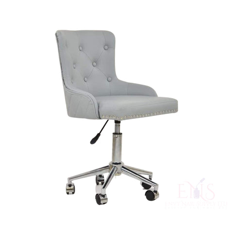 Dr Chair Grey PU