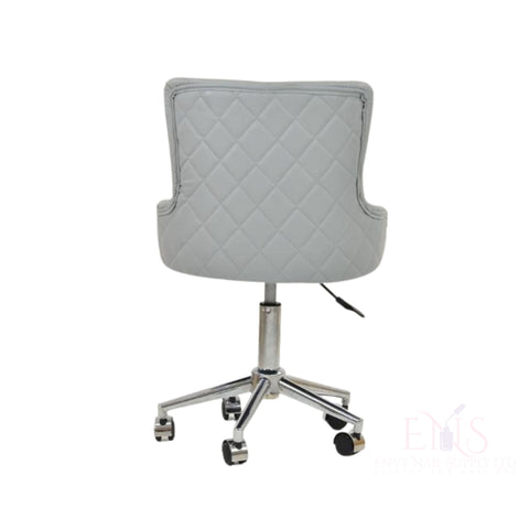 LF Client Chairs Dr Chair Grey PU