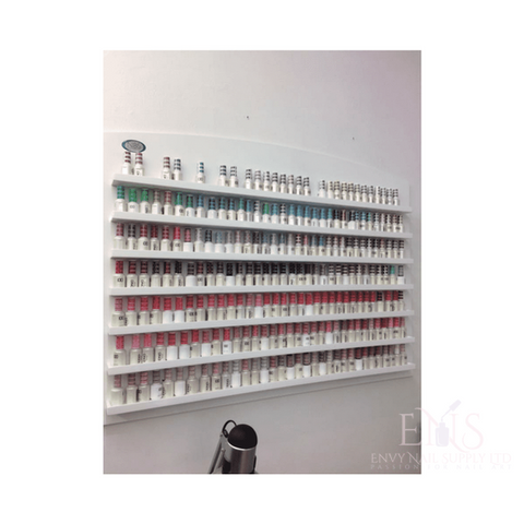 Nail Polish Display Station