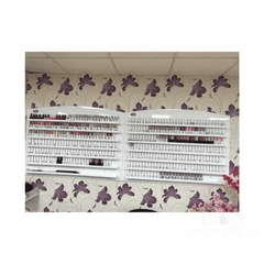NBS Polish Holder Nail Polish Display And Dipping Powder Station