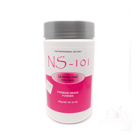 NS-101 Acrylic Powder NS101 - Extreme Pink Acrylic Powder 23oz