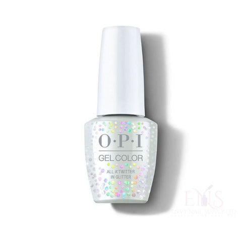 OPI Gel - All A'twitter in Glitter (GC HRM13)