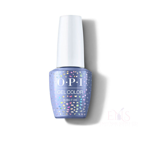 OPI Gel - Bling it On (GC HRM14)