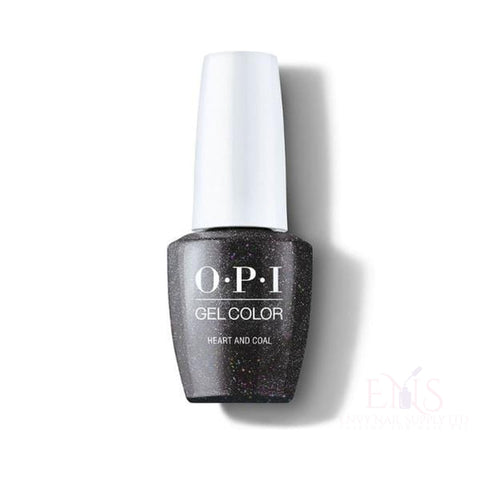 OPI Gel - Heart and Coal (GC HRM12)