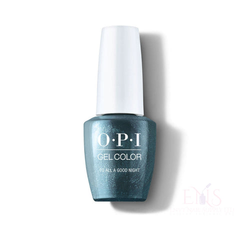OPI Gel - To All a Good Night (GC HRM11)