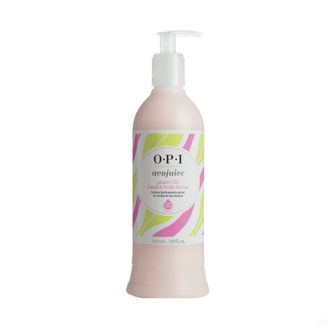 OPI Hand Cream OPI Avojuice Skin Quenchers Hand & Body Lotion 960ml