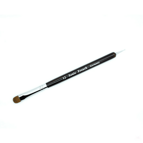 Sonia Acrylic brush Professional  Sonia French Nail Art Brush