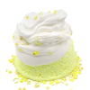 Banana Cream Pie Crunchy Layered Sprinkles Yellow Butter Floam Slime Fantasies Shop 8oz Unboxed