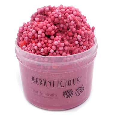 Berrylicious Butter Floam