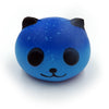Blue Galaxy Panda Squishy Slow Rising