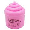 Bubble Gum Freeze Pink Jelly Slime Fantasies 8oz Front View