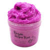 Frozen Dragon Fruit Pink Snow Fizz Crunchy Slime Fantasies 8oz Front View