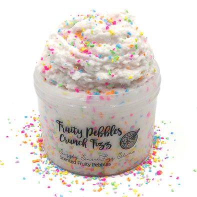 Fruity Pebbles Crunch Fizz Sizzly Snow
