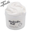 Marshmallow Fluff White Fluffy Inflatable Slime Fantasies 8oz Front View