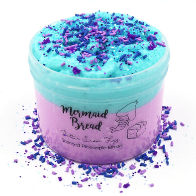 Mermaid Bread Butter Snow Fizz