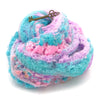 Once Upon a Slime Rainbow Cloud Slime Swirl With Key