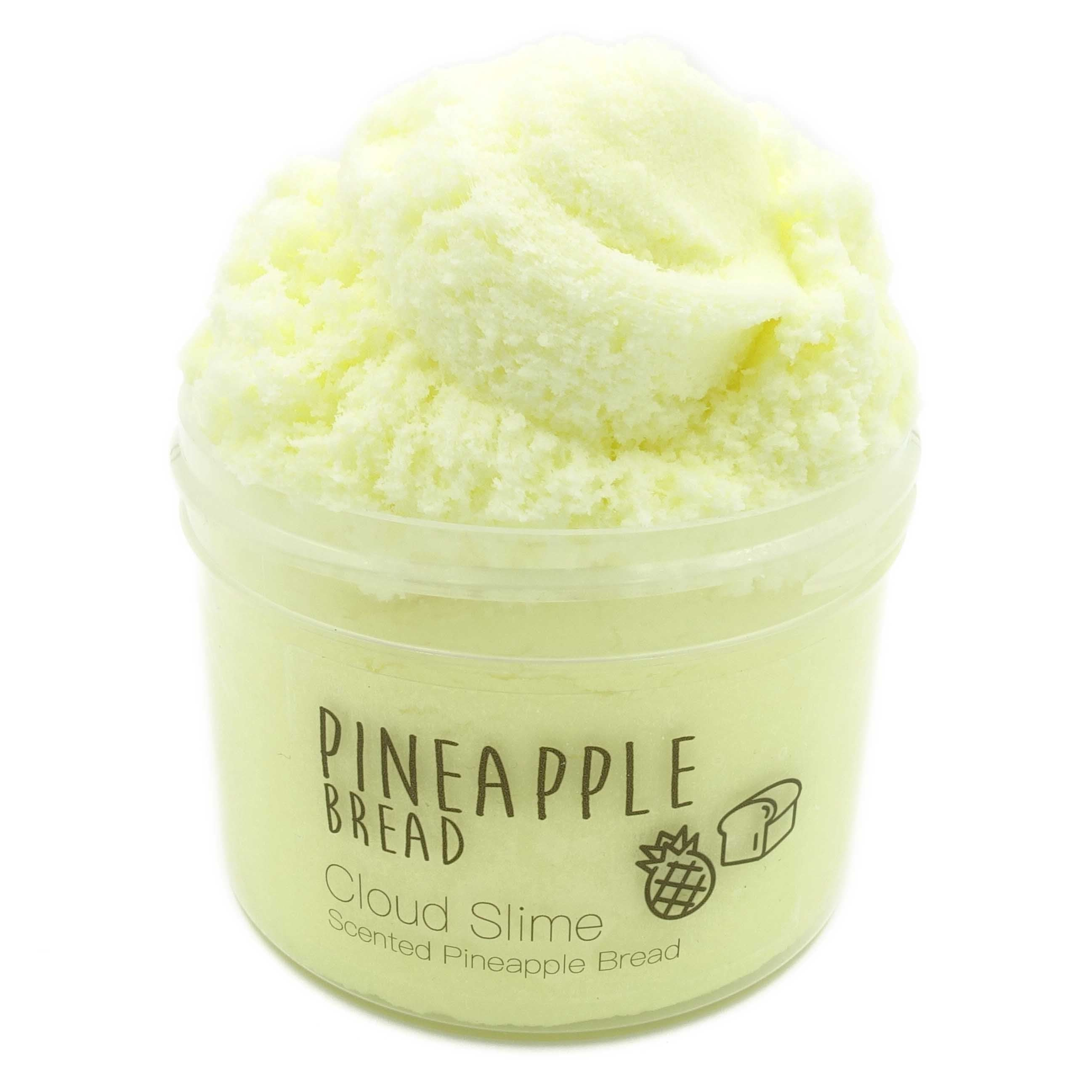 Frozen Pineapple Slime This Cloud Creme Slime Smells Just Like A
