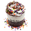 Spooky Oreo Fudge Layered Cloud Cream Creme Halloween Fall Slime Fantasies 8oz Front View