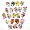 Sugar Skull Dia De Los Muertos Butter Rainbow Sprinkles Fall Halloween Slime Fantasies Shop Sticker Options