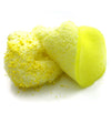 Sugared Lemon Cupcake Yellow Microfloam Crunchy Slime Fantasies 8oz Unboxed