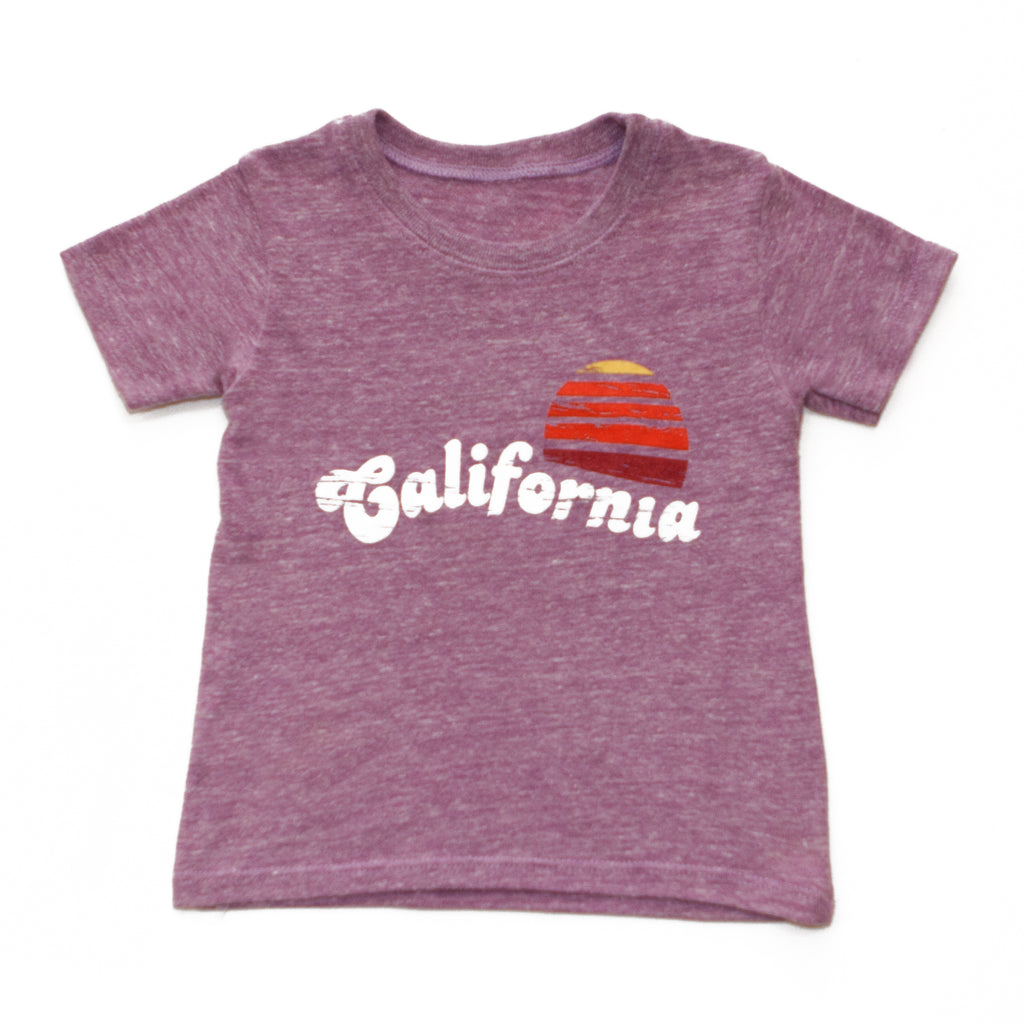 Infant Girls California Sunset Tee
