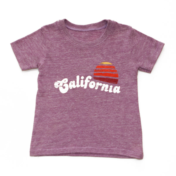 Girls California Sunset Tee