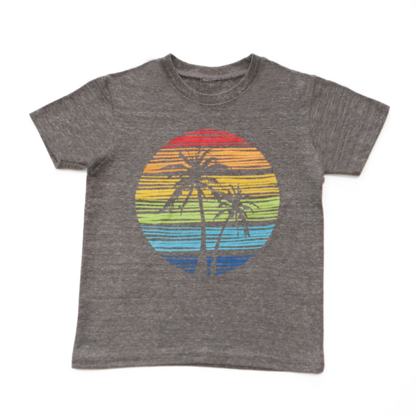 Boys Vintage Palm Tree Tee