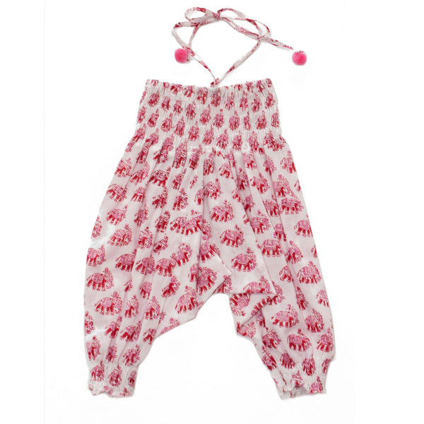 Infant Girls Gypsy Pant Jumper