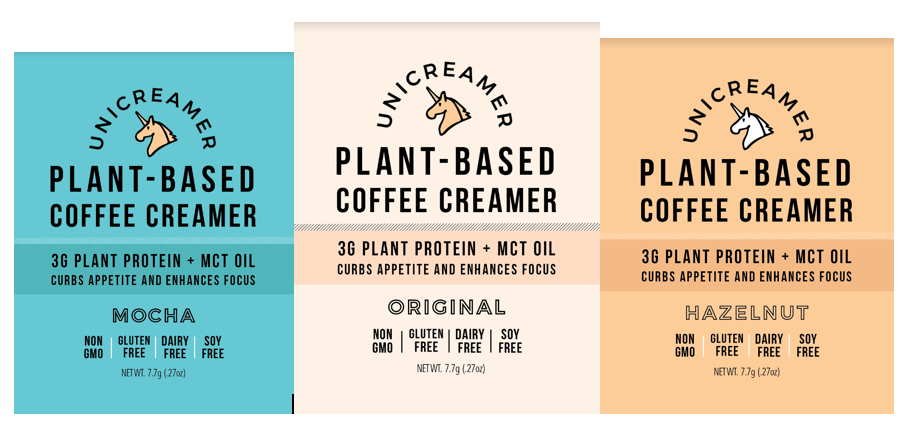 Unicreamer Mix Packs
