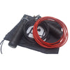 Speed Jump Rope with Adjustable Steel Wire | Best Jump Ropes for Crossfit Double Unders | The Lebboulder Speed Jump Rope is a very reliable rope with heavy duty handles and a track record of very fast speeds at competitions. Advanced speed jumpers working out indoors will find it goes as quick as they want.