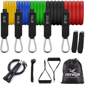 Resistance Bands Set Of 11