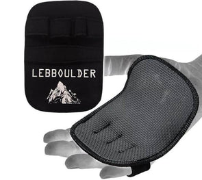Weightlifting Workout Grip Pads | Gym Gloves | CrossFit Gloves | Non-Slip Grip