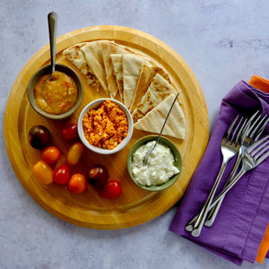 Mezé, tips for 3 healthy Greek appetizers