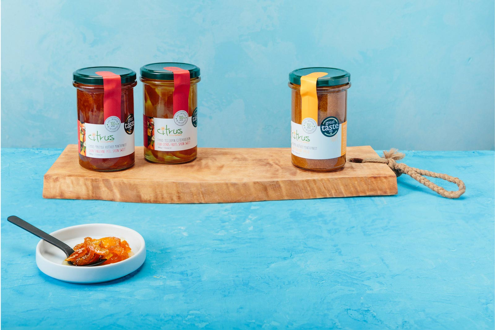 Citrus Handmade Marmalades and Fruit Preserves