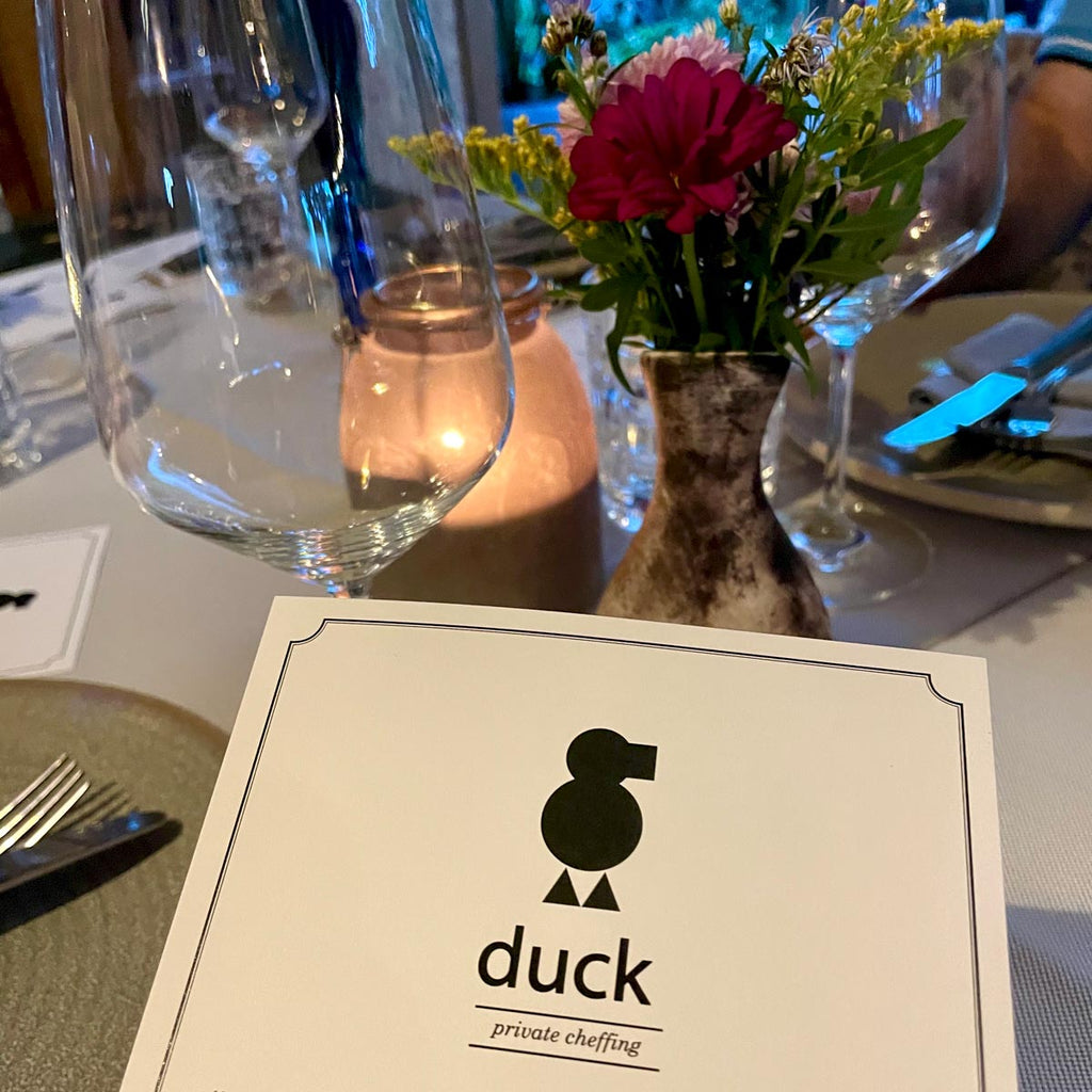Duck Private Cheffing