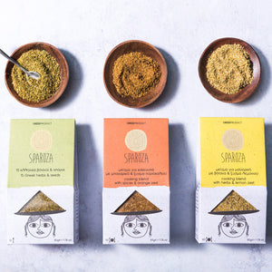 Sparoza Handcrafted Cooking Blend Sampler