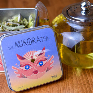Sparoza - The Aurora Tea - Handcrafted Greek Mountain Tea & Herbs