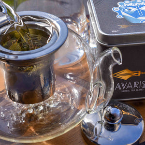 Sparoza - The Avaris Tea - Handcrafted Greek Herbal Tea