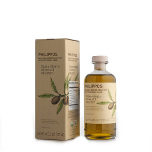 Philippos Hellenic Goods Extra virgin olive oil Zelos Authentic Greek Artisan The Greek Gourmand Gift Extravaganza