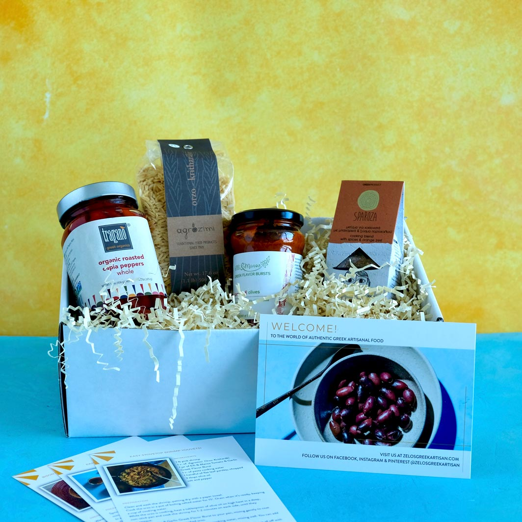 The Gourmet Surprise Subscription Box